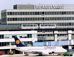 Letiště Frankfurt, Zdroj: Wikipedia Commons
