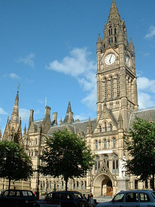 Manchester, Foto: Wikipedia Commons