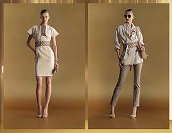 Kolekce Gucci jaro-léto 2011