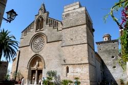 Historické centrum Alcudie