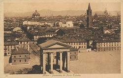 Historie Milána