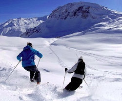 Lyovn ve Val dIsere, FOTO: valdisere.com
