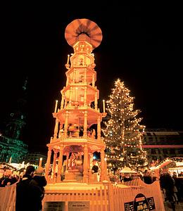 Vánoce v německých regionech, Foto: AHK DE