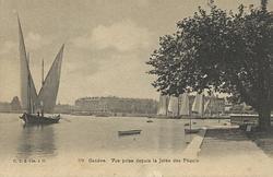 Historie Ženevy